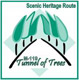 M-119 Tunnel of Trees Scenic Heritage Route logo